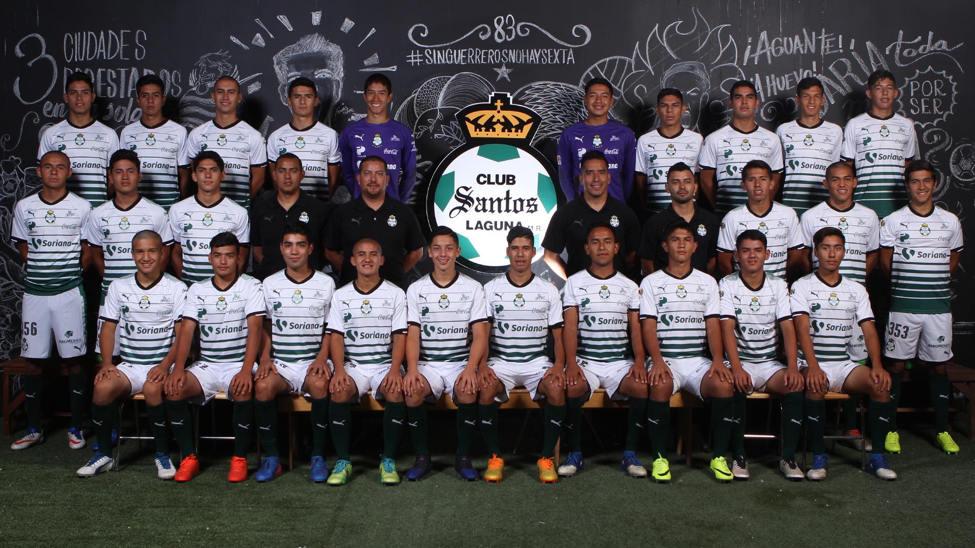 Club Santos Laguna Sub 17