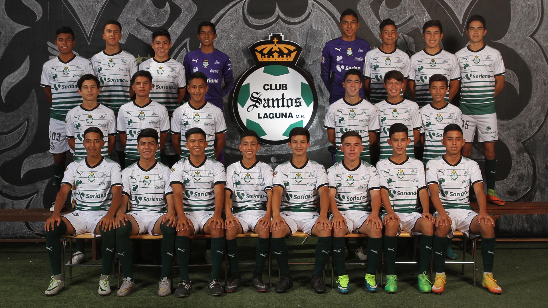 Club Santos Laguna Sub 15