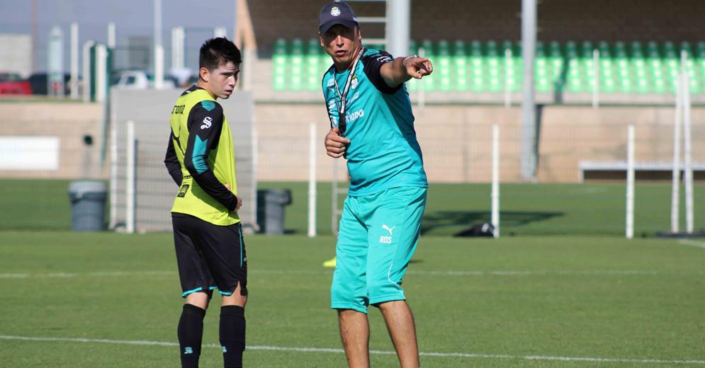 """""""Estoy seguro que el equipo va a poner el corazón"""": Siboldi"""
