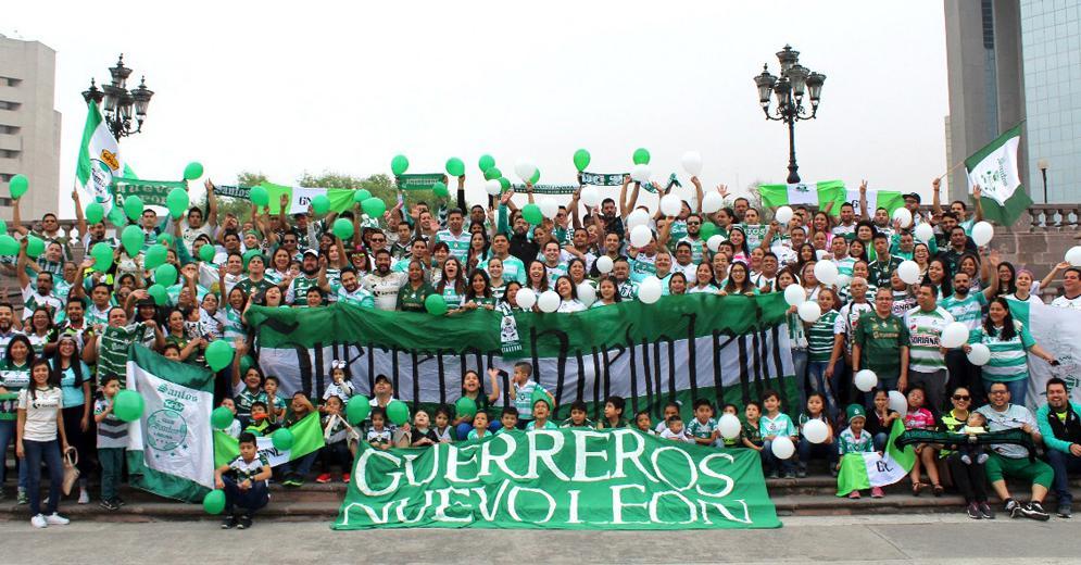 #GuerrerosSinFronteras se unen para tomar fotografías oficiales en México y EU