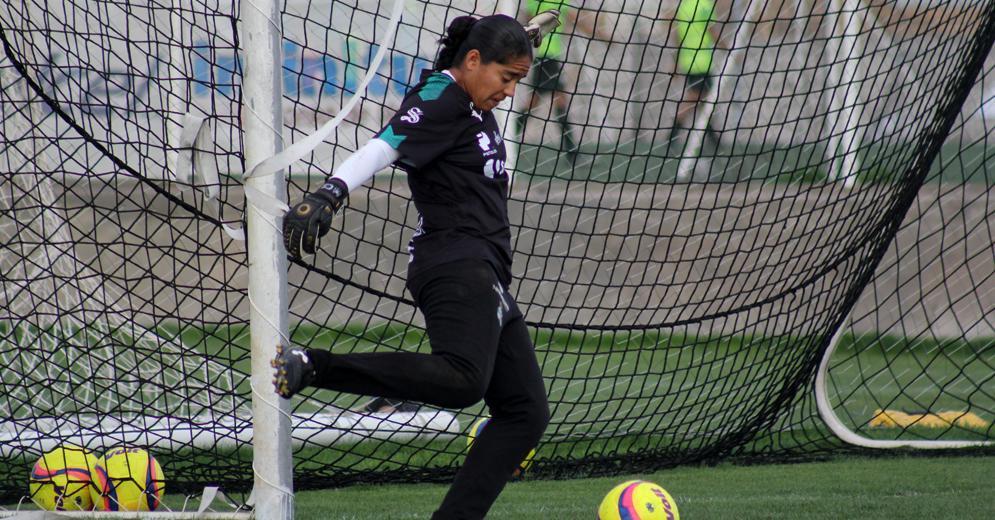 """""""Jugar en casa siempre es una motivación"""": Carolina Sánchez"""