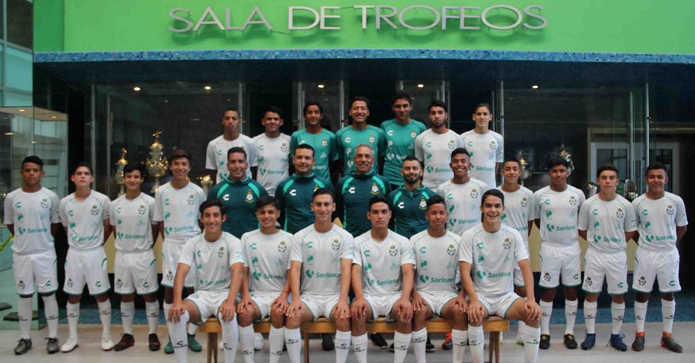 Segunda presentación de los Guerreros Sub 17 en la IV Copa Mitad del Mundo