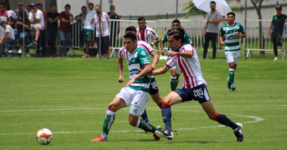 Santos Laguna 20 comenzó su participación en el Torneo Apertura 2018