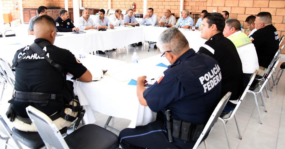 Se realizó la junta de seguridad previa al encuentro entre Santos Laguna y Tigres